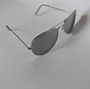 Other - Aviator Sunglasses (silver/silver)